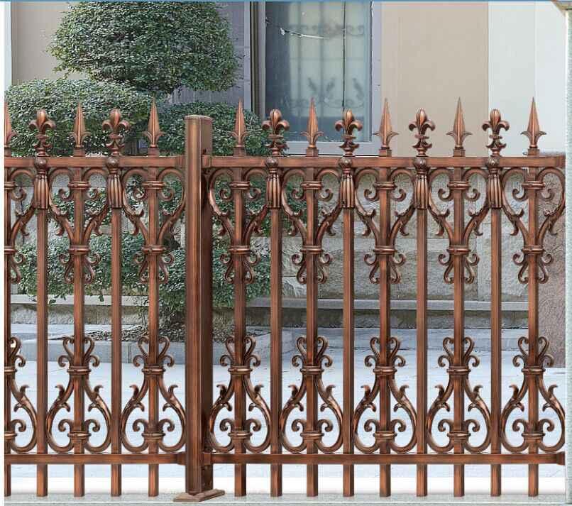 铝艺围栏WL001