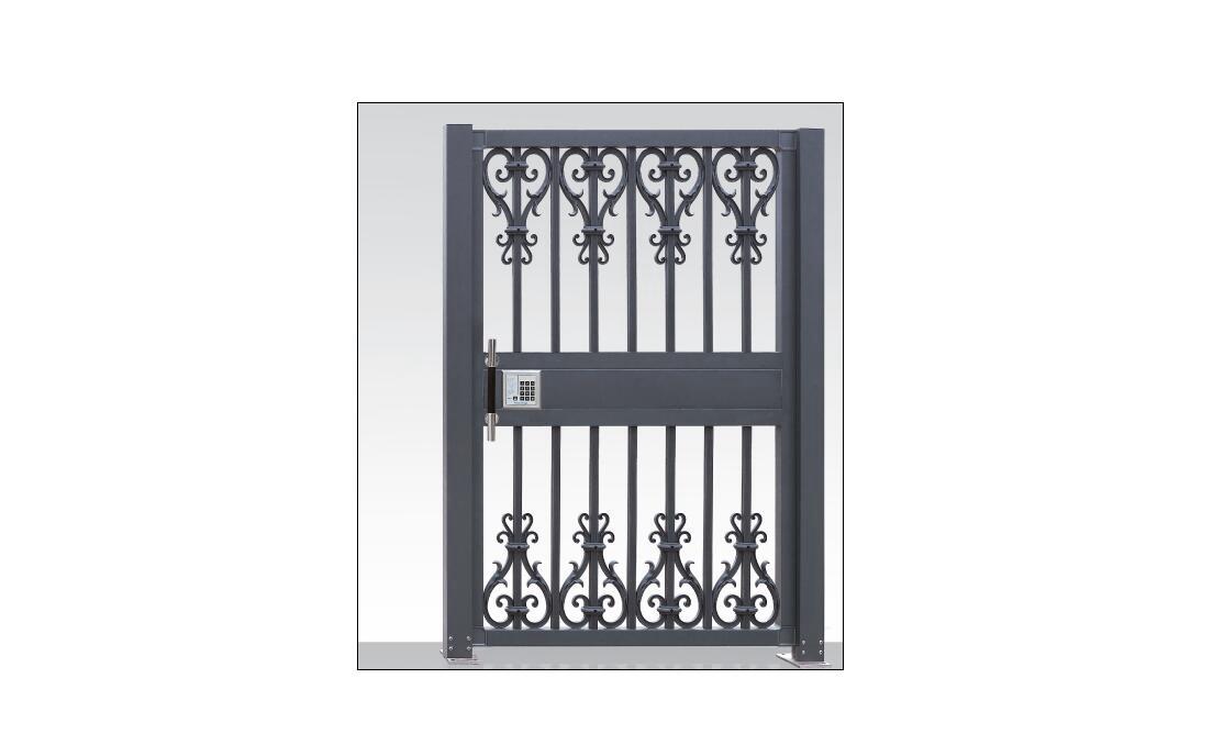 铝制小门L11