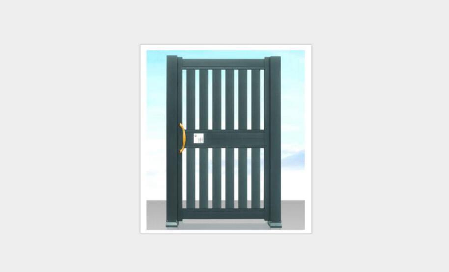 铝制小门L12