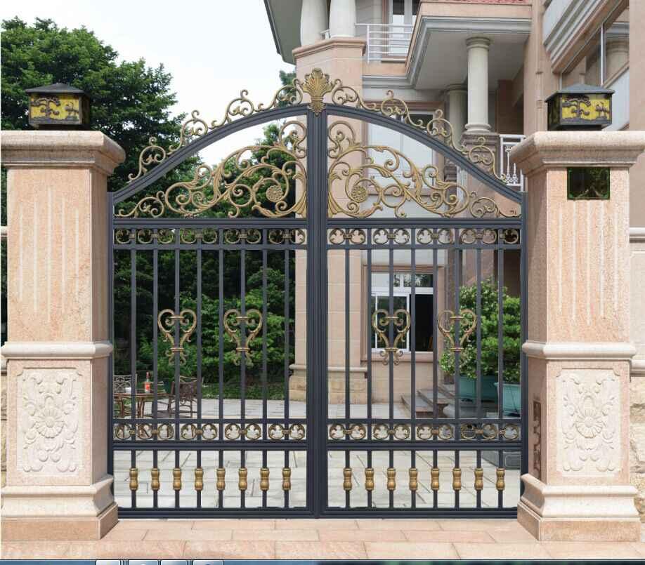 豪华型铝艺庭yuanmen023
